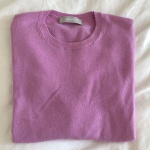 Everlane Cashmere Crewneck Sweater